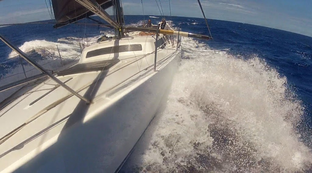 Offshore Yacht Racing Workshop with J World