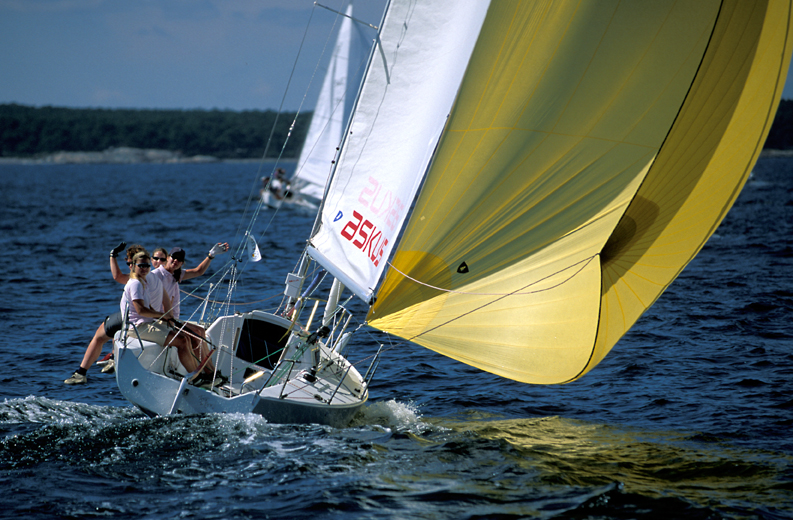 J World Performance Sailing School - Courses, Charters, and