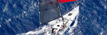 TRANSPAC 2017 Finish Line Report