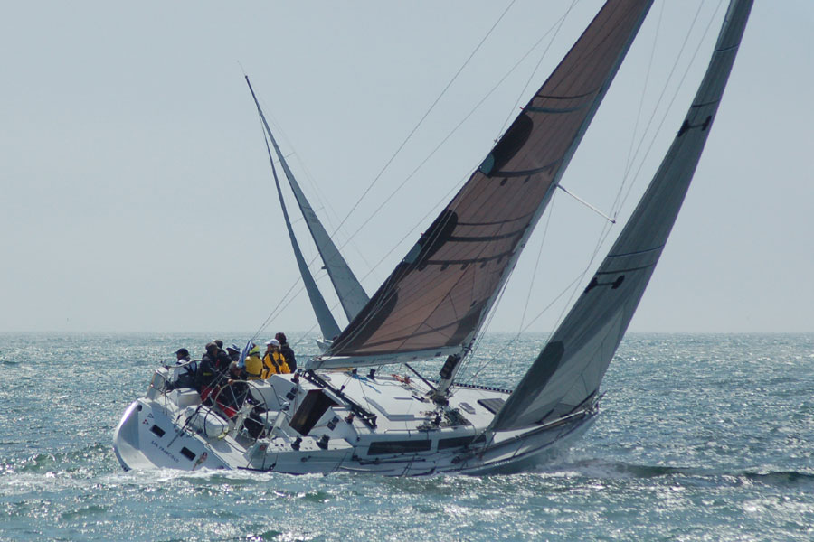 Offshore Yacht Racing Training