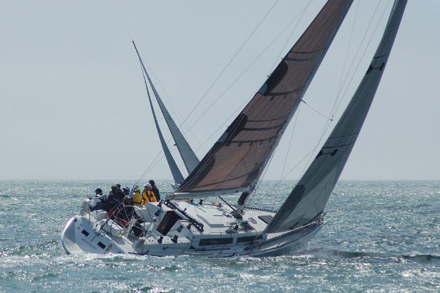 Offshore Yacht Racing Training