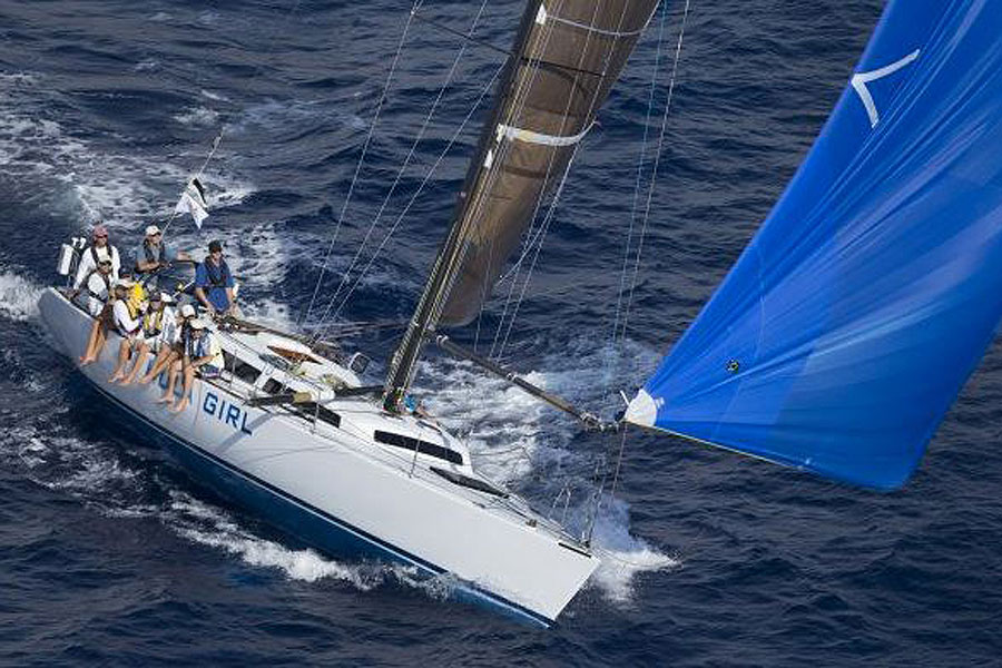 Hula Girl Offshore Yacht Racing Seminar