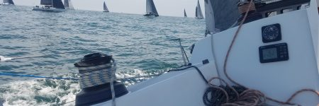 TRANSPAC 2017 – HULA GIRL IS UNDERWAY!